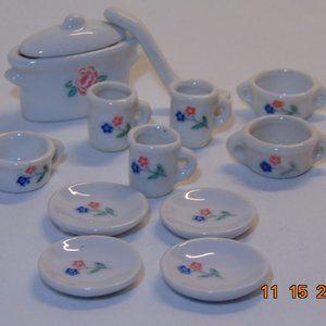 Child's Tea Time Set